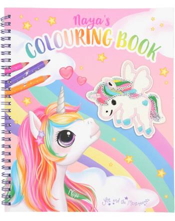 Ylvi Livre à colorier Naya´s Colouring Book 11580