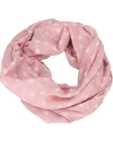 TOPModel Loop-Schal Sterne rosa