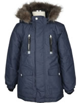 name it Winterjacke m. Fell-Kapuze NITMEDENIM dress blue 13137950