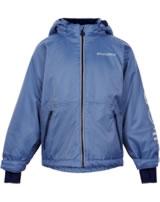 Minymo Schnee-Jacke mit Kapuze 8000 mm coronet blue 160290-7450