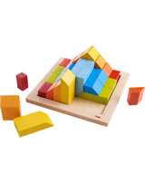 HABA 3D Arranging game Creative Stones 304854