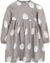 Creamie Kinder-Kleid PUNKTE steeple gray 840018-1580