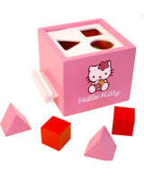 BRIO Hello Kitty Sortierbox 32312