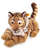 Steiff Tiger Radjah blond gestreift liegend 45 cm 064463