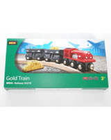 BRIO Goldtransport 33278