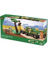 BRIO Bahn Safari - Set 33720