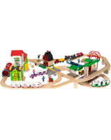 BRIO Deluxe World Set 33870