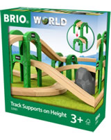 BRIO Track Supports on Height 33981