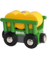 BRIO Wagon transport de foin 33895