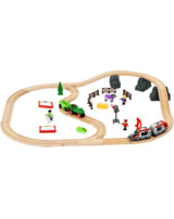 BRIO Horse Travel Set 33434