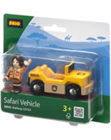 BRIO Safari-Jeep 33723