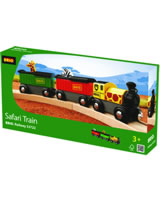 BRIO Safari Zug 33722