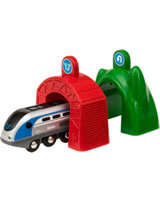 BRIO Smart Tech Zug mit Actiontunnels 33834
