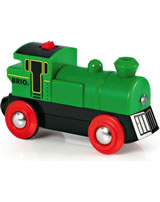BRIO Speedy Green Batterielok 33595