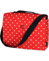 BRIO Wickeltasche rot mit Punkten für den Puppenwagen 24891594