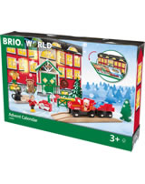 BRIO WORLD 33898 Adventskalender