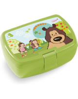 Nici lunch box Bear and Hedgehog
