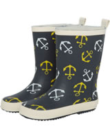 CeLaVi Wellingtons Wellies ANCHOR navy 320059-7790