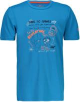 CMP Funktionsshirt Kurzarm Jungen UPF 40+ rif 38T6744-L770