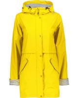 CMP Regenjacke Regenmantel Damen yellow 30X9736-R411