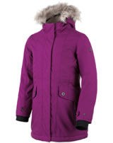 CMP Winter-Parka mit Fell-Kapuze GIRL berry 3Z19565-C756