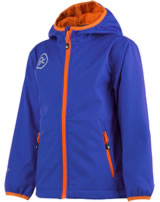 Color Kids Softshell-Jacke BARKIN dazzeling blue 102875-01133