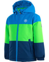 Color Kids Schnee/Ski-Jacke SAKAI est. blue 103045-04132 BIONIC-FINISH ECO