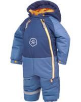 Color Kids Schnee-Overall SCABBO jeans blue 103150-04133 BIONIC-FINISH ECO