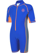 Color Kids Beach-Suit VALLEY UV 50+ blau 103276-01133