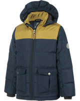 Color Kids Winter Stepp-Jacke REIMOND dark navy 103401-0100