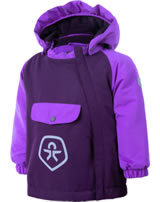 Color Kids Schnee-Jacke RAIDO MINI purple cactus 103408-04144