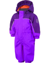 Color Kids Schnee-Overall RAZOR purple 103420-04144