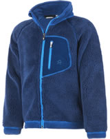 Color Kids Teddyfleece vest BURMA MINI estate blue 103435-0188