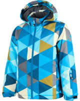 Color Kids Ski-Jacke RIALTO turkish tile 103438-0195