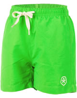 Color Kids Badeshorts BUNGO BEACH toucan green 103568-02131 BIONIC FINISH