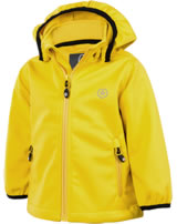 Color Kids Softshell-Jacke TRIMBLE MINI freesia/gelb 103624-0387
