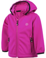Color Kids Softshell-Jacke TRIMBLE MINI peark pink 103624-04176