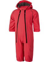 Color Kids Funktions-Overall TOMA MINI fiery coral 103633-04151