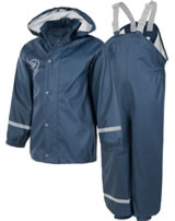 Color Kids Regenanzug Set TAXI RAIN midnight navy 103637-01143