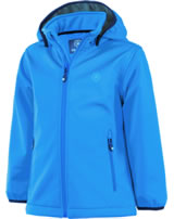 Color Kids Softshell-Jacke RALADO diva blue 103667-0170