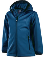 Color Kids Softshell-Jacke RALADO estate blue 103667-0188