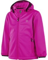 Color Kids Softshell-Jacke RALADO peak pink 103667-04176