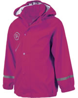 Color Kids Regenjacke TATUM PU bright rose 103826-0440