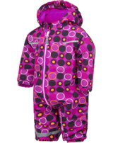 Color Kids Schnee-Overall SEMORA MINI rose violet 103051-04133