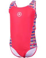 Color Kids Badeanzug NALINA  UV 40+ diva pink 104032-4146