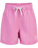Color Kids Beach shorts UPF 30+ BUNGO fuchsia pink CK104603-482