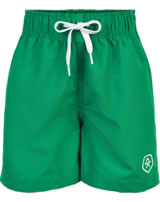 Color Kids Badeshorts Beachshorts UPF 30+ BUNGO golf green CK104603-285