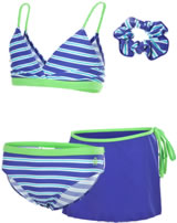 Color Kids Bikini BALLANA UV 40+ electric purple 102945-04153