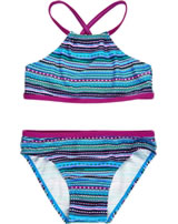 Color Kids Bikini KATE UPF 40+ Streifen berry CK104583-409