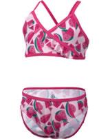 Color Kids Bikini NILJE UV 40+ Melone diva pink 104030-4146